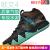 欧文\4德鲁おじさんオシドリのバスケットボールの靴の男の5世代の中国のキャンディのボールの靴【マハドン】の大家の道(黒のハッカの緑)の42