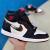 ナイキナイキ男性の靴新型Air Jordan 1 AJ 1 GSジョー1高帮スポーツカジュアルシューズバスケットボールシューズ555088-75441-015天生巨星42