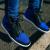 【潮】ナイキ男子靴カバーブーツAir Jordan AJ 1上級者帮助緩震運動靴カジュアルシズバットボワール靴919704飛線編み女子919702-06 38.5