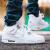 【潮】ナイキ男性靴女性靴新型Air Jordan 4 AJ 4耐摩耗クッション快适运动バスケドボックスジュジュ纯白猫男3084970-100