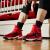 ヨルタン2019春新品のバーセット男性ローが、スニーカーの耐摩耗・振動・通気性運動靴を手伝ってくれます。