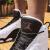 ナイキ男性靴2018新型AIR JORDAN AJ 13ジョー13パンダ高帮低帮運動靴414571-84129-104パンダ42
