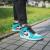 【潮】ナイキ男子靴女子靴Air Jordan AJ 1代バスケットボールシューズAJ 1禁穿黒紅575441-00852542/BQ 6931-36南海岸40(女性)