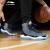 李寧のバスケットボールの靴の男子靴の御帥11オシドリの高幇の実戦の靴の2019春夏の新型の韋徳の道の全城の7悟道の雲は音速を下げます5世代の青いボールの運動靴の火の石の青い-2 42(男性9)