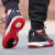ナイキ男性靴KYRIE FLYTRAP欧文5代縮震実戦バスケットボール靴AO 4438-007 AO 4438-016ユービー5略版/ブラックカラー主推42
