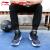 李寧のバスケツボアの靴の男性靴の欧文中国悟りの男性靴の韋徳の道の4はかっこいい10緑の巫毒nettの顔の雲を御して振動して空気を通す運動靴の分裂を抑えます。
