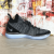 ナイキNIKE ZOOM KD 11 EPデュラント11全掌エアマットオレオ戦靴男子バスケットボール靴AO 2605-004 42.5